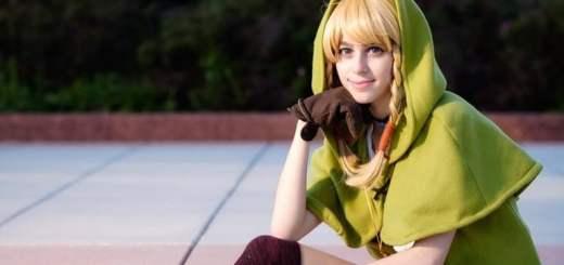 Un très beau cosplay de Linkle par TwiliHeart !