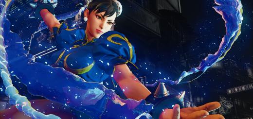 Chun-li, restera-t'elle mon main personnage dans Street Fighter V ?
