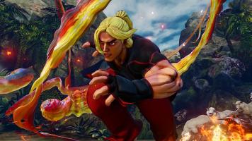 Le nouveau design de Ken dans Street Fighter V ne fait pas l'unanimité, mais moi, j'adore !