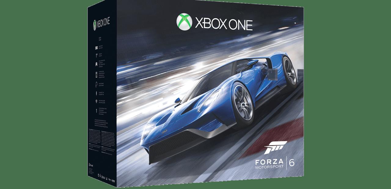 C'est la boîte de l'édition collector de la Xbox One Forza, mais celle-ci est proposée à plus de 400€...