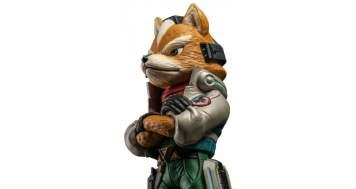 Figurine Fox de Starfox Zero