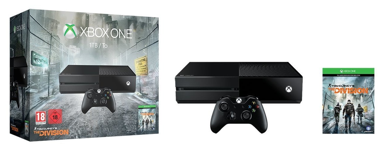 Notez que le jeu dans ce pack Xbox One en promotion est en version dématérialisé.
