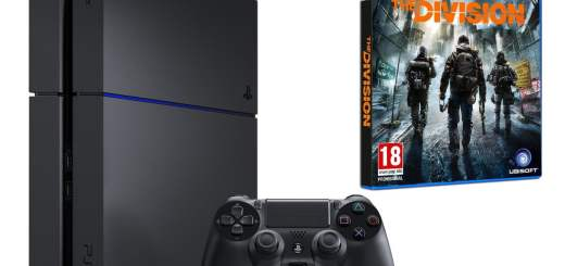 Promo sur la PS4 1To + Le jeu The Division