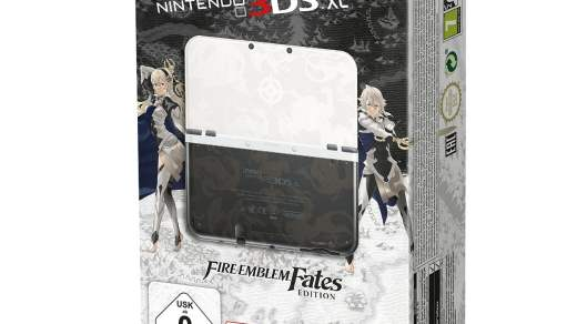 La new 3DS édition collector Fire Emblem en précommande !