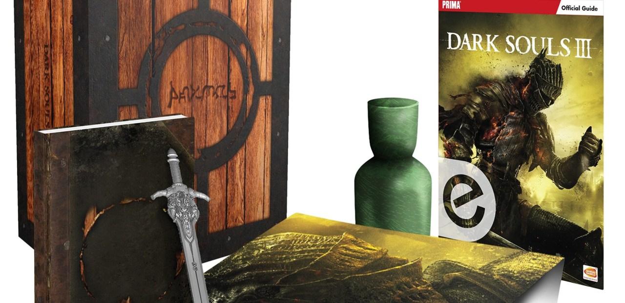 """Guide """"Dark Souls 3"""" en édition collector"""
