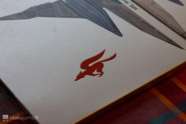 Steelbook de Star Fox Zero (La nuit)