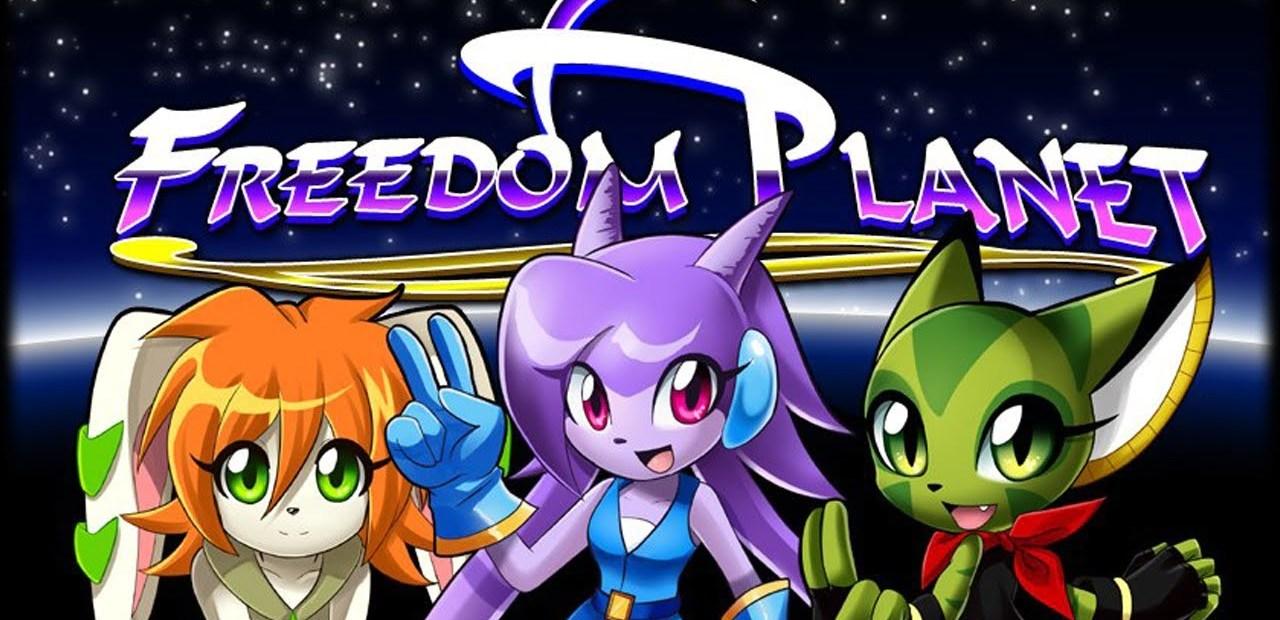 J'avoue, Freedom Planet est mon petit chouchou ;) !