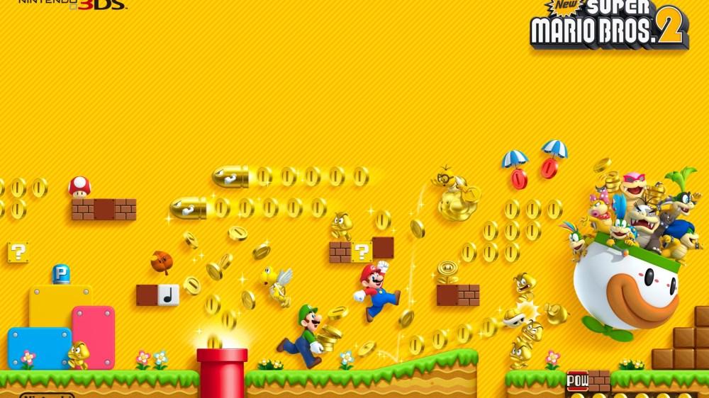 New Super Mario Bros 2 est le plus facile de la série, mais il reste divertissant.