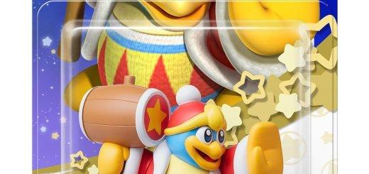 Mal aimé dans Smash Bros, le Roi Dadidou revient dans la collection Kirby !