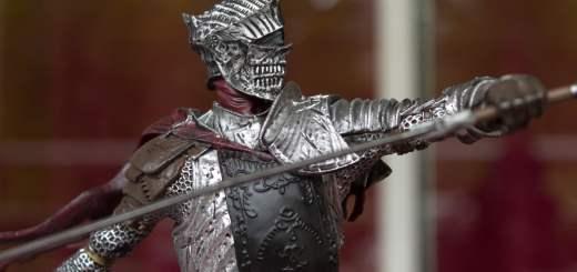 Je suis sous le charme de la figurine de l'édition collector de Dark Souls III !
