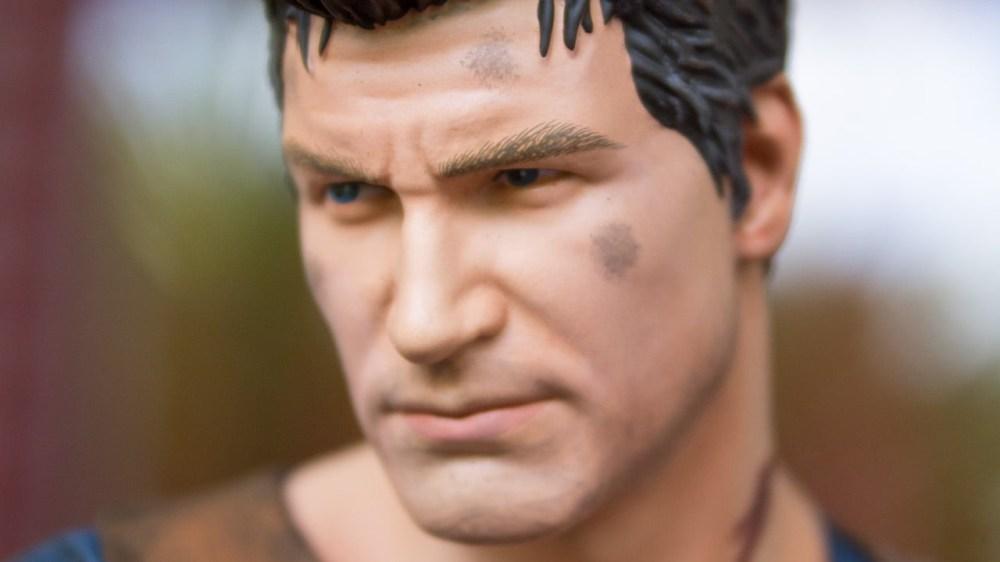 Mine de rien, le niveau de détail de cette figurine est hallucinant !