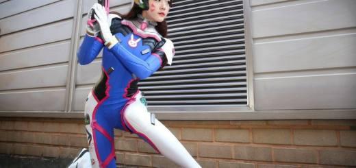 Ce cosplay de DV.a est sobre, mais efficace !