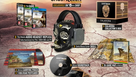 Collector Ghost Recon