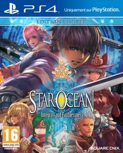 Star Ocean édition limitée