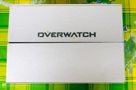 Boîte d'Overwatch édition collector