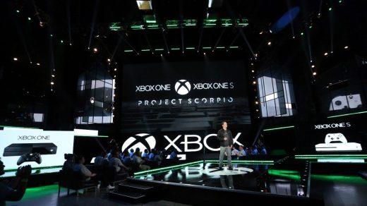 La Xbox One Scorpio, annoncée de façon très prématurée...