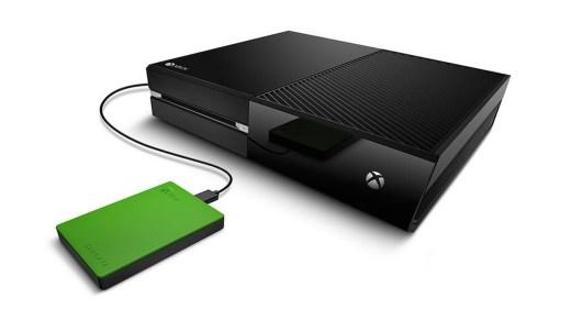 La Xbox One peut gérer plusieurs disques dur externe simultanément !