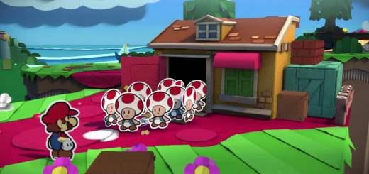 Vous connaissez l'histoire de Splash le Toad ? C'est un Toad, il a vu le marteau de Mario et... Splash le Toad !
