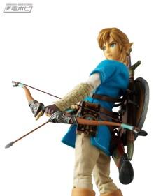 Figurine Link Zelda Breath of The Wind (5)
