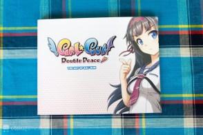 Artbook de l'édition collector de Gal*Gun Double Peace