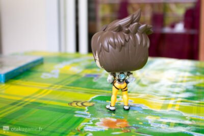 Figurines POP Tracer et Fatale