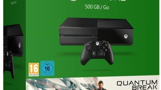 La Xbox One + Quantum Break à moins de 200€ !