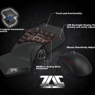 La souris TAC PRO d'Hori est tellement efficace que je ne suis pas sûr que ce sera autorisé en eSports ;) !