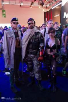 Metal Gear Solid V cosplay