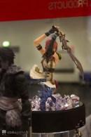 Buste figurine Lightning