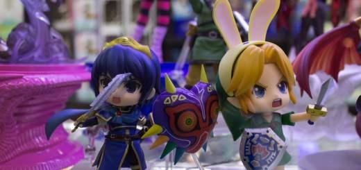 La Gamescom 2016 est également l'occasion de découvrir des milliers de figurines !