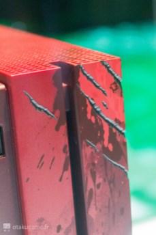 Le niveau de détails de la Xbox One S Collector Gears of War 4 force le respect !