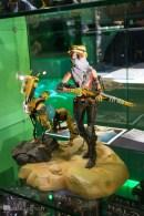 La figurine de ReCore exposée à l'E3 était d'une qualité exceptionnelle !