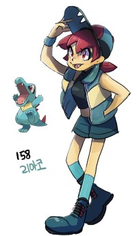 158_totodile_by_tamtamdi-d9p4abe