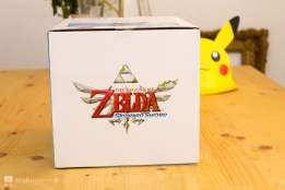 La boîte de la figurine de Link (Skyward Sword) de First 4 Figures