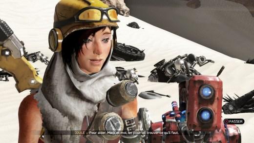Joule est une héroïne charismatique qu'on aimerait revoir dans de nouvelles aventures !