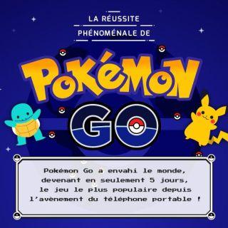 Pokémon go est un véritable phénomène, mais durera-t'il dans le temps ?