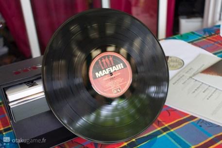 Vraiment impressionnant ces Vinyles ! Et ce sont des vrais !