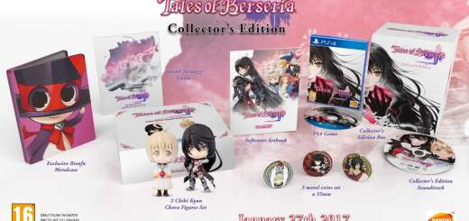 L'édition collector de Tales of Berseria sera disponible en France !