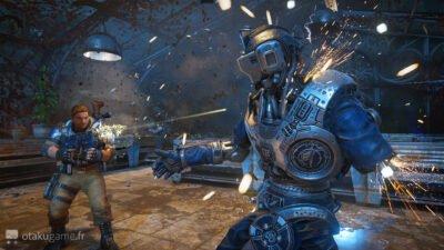 Et les batailles sont toujours intenses dans Gears of War 4 !
