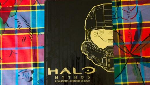 Le magnifique guide sur l'histoire d'Halo, Halo Mythos, est chez Otakugame.Fr !