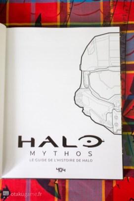 Halo Mythos Book Artwork