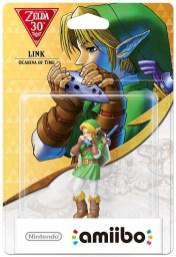 Amiibo Link Ocarina Of Time