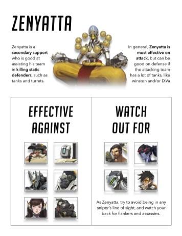 Contres de Zenyatta
