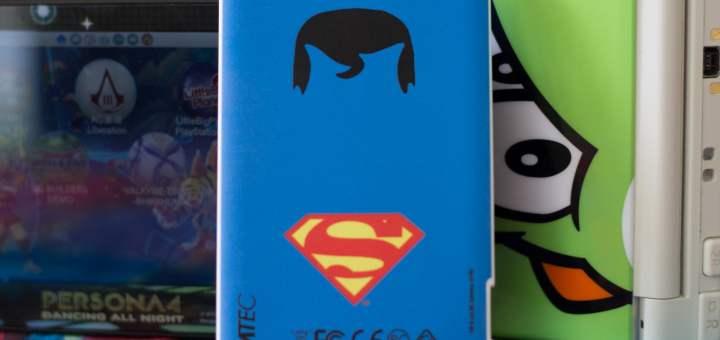 Test la batterie externe emtec superman peut elle - Ps vita test de la console ...