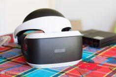 Vidéo d'unboxing du PS VR, avec des photos de la nouvelle PS Camera !