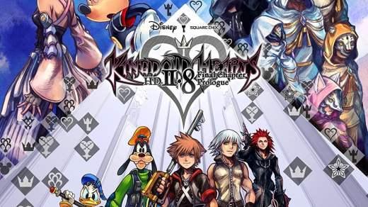 Kingdom Hearts 2.8 dans son édition limitée !