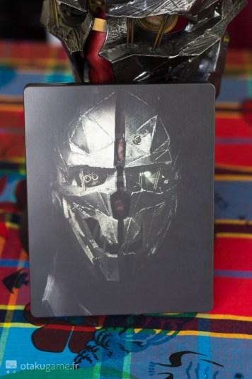 Steelbook du collector de Dishonored II