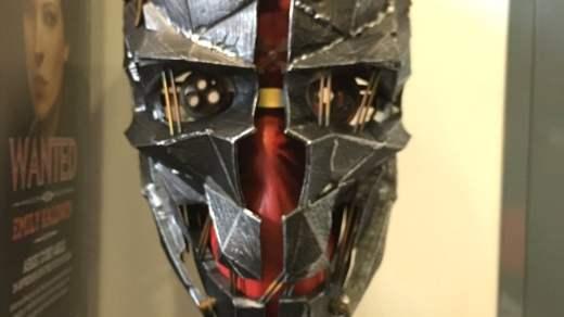 Ce crane emblématique est dans l'édition collector de Dishonored II.