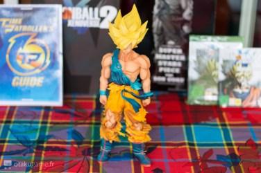 Figurine Star Master Piece de Goku (Dragon Ball Xenoverse 2)