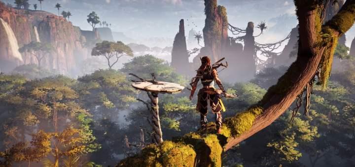 Horizon Zero Dawn sera splendide sur PS4 Pro